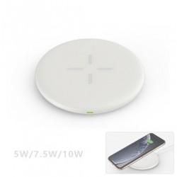 CARICATORE WIRELESS WIMITECH RAPIDO 5W/7.5W/10W (CAVO USB TIPO C 2.0 INCLUSO)