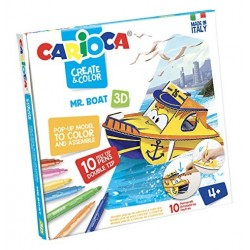 Carioca Create & Color Mr. Boat