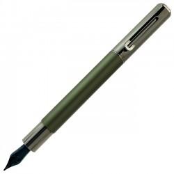 Penna Monteverde Ritma Oliva Stilografica