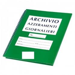 Cartella Archivio Azzeramenti di cassa Giornalieri 230x300