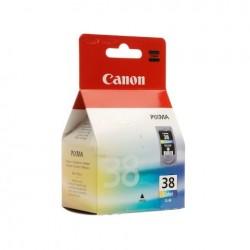 CARTUCCIA CANON CL 38 214B001 COLORE ORIGINALE