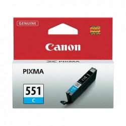 CARTUCCIA CANON CLI551 CIANO 6509B001 ORIGINALE