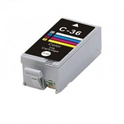 CARTUCCIA CANON COMPATIBILE CLI-36 COLORE NON ORIGINALE