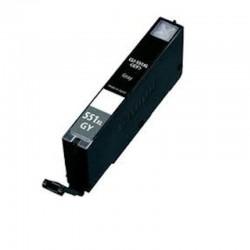 CARTUCCIA CANON COMPATIBILE CLI-551 XL GREY CON CHIP NON ORIGINALE