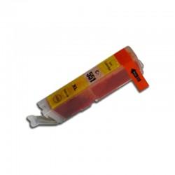 CARTUCCIA CANON COMPATIBILE CLI-551 XL YELLOW GIALLO CON CHIP NON ORIGINALE