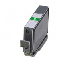 CARTUCCIA CANON COMPATIBILE PGI 9 GREEN CON CHIP NON ORIGINALE