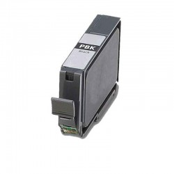 CARTUCCIA CANON COMPATIBILE PGI 9 PHOTO BLACK CON CHIP NON ORIGINALE