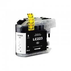 CARTUCCIA COMPATIBILE BROTHER LC223 BK XL