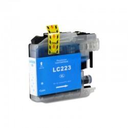 CARTUCCIA COMPATIBILE BROTHER LC223 C XL