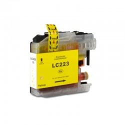 CARTUCCIA COMPATIBILE BROTHER LC223 Y XL