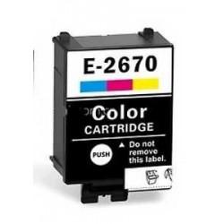 CARTUCCIA COMPATIBILE EPSON T2670 COLORE NON ORIGINALE