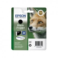 CARTUCCIA EPSON C13T12814010 BK ORIGINALE