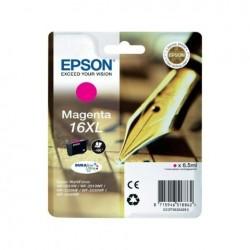 CARTUCCIA EPSON C13T16334010 T1633 MAGENTA XL ORIGINALE