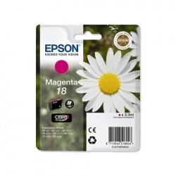 CARTUCCIA EPSON C13T18034010 T1803  MAGENTA ORIGINALE