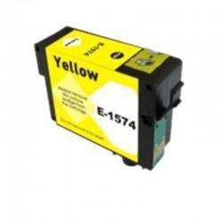 CARTUCCIA EPSON T1574 YELLOW COMPATIBILE NO OEM