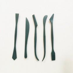 5 Stecche per Modellare Deco