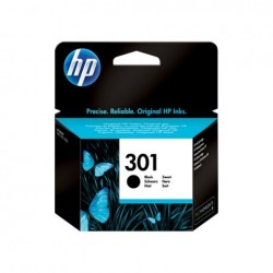 CARTUCCIA ORIGINALE HP 301 NERO (CH561EE)