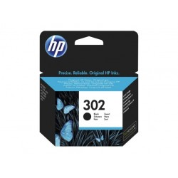 CARTUCCIA HP 302 BK NERO F6U66AE ORIGINALE