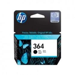 CARTUCCIA ORIGINALE HP N.364 NERO (CB316EE)