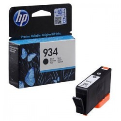 CARTUCCIA HP 934 BK NERO C2P19AE ORIGINALE