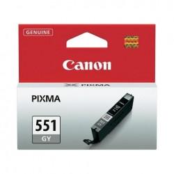 CARTUCCIA ORIGINALE CANON CLI-551GY GRAY