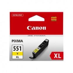 CARTUCCIA ORIGINALE CANON CLI-551XLY YELLOW