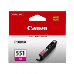 CARTUCCIA ORIGINALE CANON CLI551 MAGENTA 6510B001 ORIGINALE