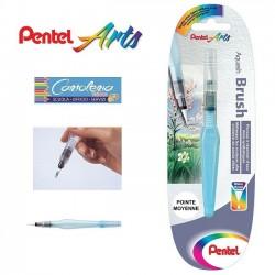 Acqua Brush Pentel Punta Media