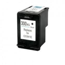CARTUCCIA RIGENERATA HP 300 XL BK NERO (CC641EE)