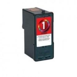 CARTUCCIA RIGENERATA LEXMARK N.1 COLORE 18C0781