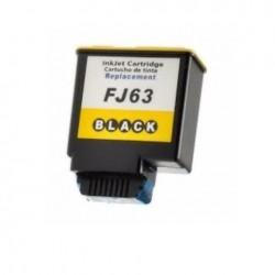 CARTUCCIA RIGENERATA OLIVETTI FJ63 NERO B0702