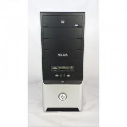 CASE NILOX TOWER CON ALIMENTATORE 600W + LETTORE MULTICARD + USB