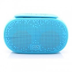 CASSA BLUETOOTH IRRADIO B-SOUND CON LETTORE MP3 INTEGRATO BLU 2,5WX2