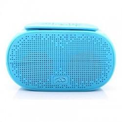 CASSA BLUETOOTH IRRADIO B-SOUND CON LETTORE MP3 INTEGRATO BLU 2,5WX2