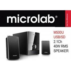 CASSE MICROLAB M-500U 2,1 40W