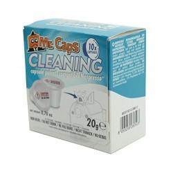 10 CAPSULE DECALCIFICANTE PER NESPRESSO MR.CAPS CLEANING PER NESPRESSO
