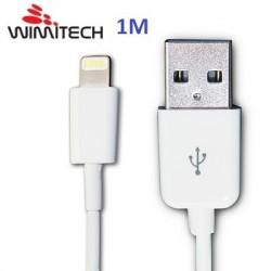 CAVO WIMITECH LITHING-USB COMPATIBILE CON IPHONE 5/6 E IPAD NUOVA GENERAZIONE