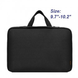 CUSTODIA BORSA PER NOTEBOOK/TABLET 10,2'' CON MANIGLIA A SCOMPARSA NERA