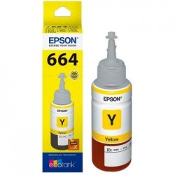 EPSON ECOTANK L300 FLACONE YELLLOW 70ML T6644