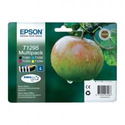 CARTUCCIA ORIGINALE EPSON C13T12954010 T1295 L MULTIPACK BK-C-M-Y