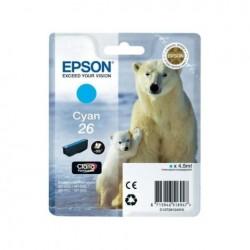 EPSON T 2612 CIANO ORIGINALE