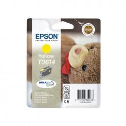 CARTUCCIA ORIGINALE EPSON C13T06144010 T0614 YELLOW