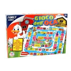 FAMILYGAMES GIOCO DELL'OCA
