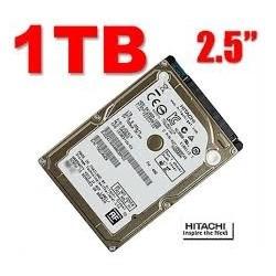 HD INTERNO HGST 1TB SATA 2,5'' HTS541010A9E680