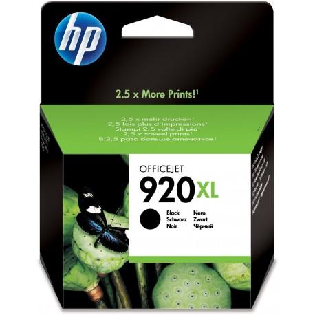 HP 920 XL BK ORIGINALE SCADUTA