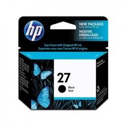 CARTUCCIA ORIGINALE HP 27 NERO (C8727AE)