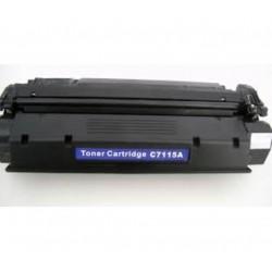 TONER HP C7115A 15A BK NERO RIGENERATO