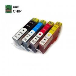 HP MULTIPACK 364 XL CON CHIP COMP 4 PZ