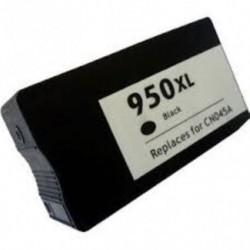CARTUCCIA COMPATIBILE HP 950 BK XL NERO 50 ML.