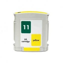 CARTUCCIA COMPATIBILE HP 11Y C4838AE YELLOW
